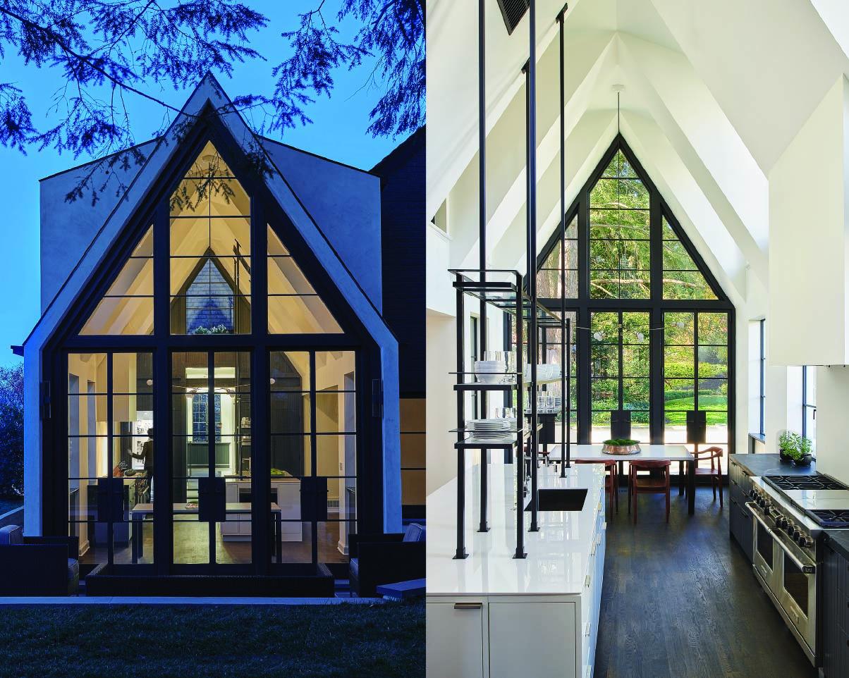 Tudor Home Classic Home Dc Donald Lococo Architects